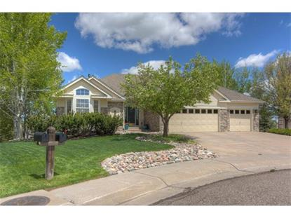 7011 Leicester Court Castle Rock, CO MLS# 3488043