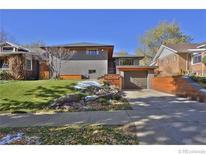 4161 Hooker Street Denver, CO MLS# 3511306