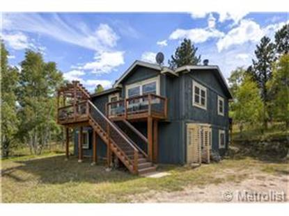 328 Pinon Road Bailey, CO MLS# 3600844