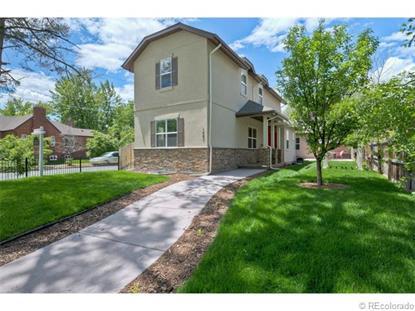 1401 Glencoe Street Denver, CO MLS# 3643577