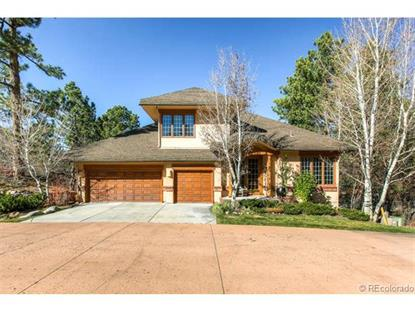 4419 Orofino Court Castle Rock, CO MLS# 3654477