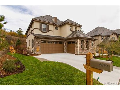 6879 Northstar Court Castle Rock, CO MLS# 4077121