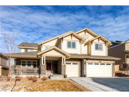 2330 Fairway Wood Circle Castle Rock, CO MLS# 4162273