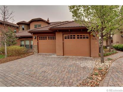 7830 Vallagio Lane Englewood, CO MLS# 4216089