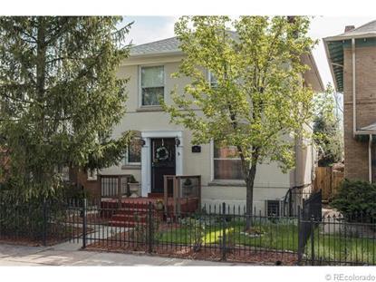 44 North Logan Street Denver, CO MLS# 4299549