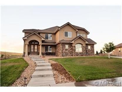 929 Cinnabar Drive Castle Rock, CO MLS# 4309993