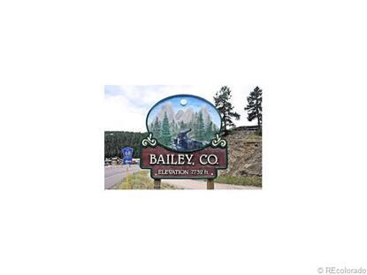 69 Saddlestring Road Bailey, CO MLS# 4400788