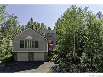 223 Highland Terrace Breckenridge, CO MLS# 4427389