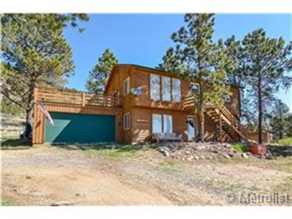 177 Panorama Drive Bailey, CO MLS# 4449526
