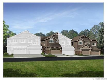 15076 East Crestridge Place Aurora, CO MLS# 4503513