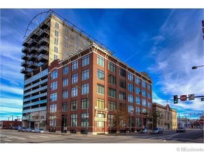 2000 Arapahoe Street Denver, CO MLS# 4625402