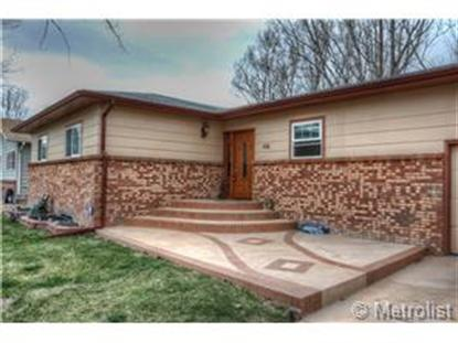 416 Stanford Street Brush, CO MLS# 4693453