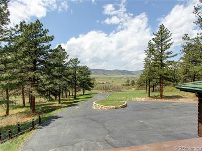 4218 South Perry Park Road Sedalia, CO MLS# 4800707