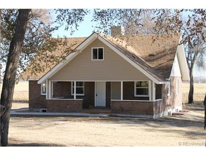1786 County Road 23  Fort Lupton, CO MLS# 4818593