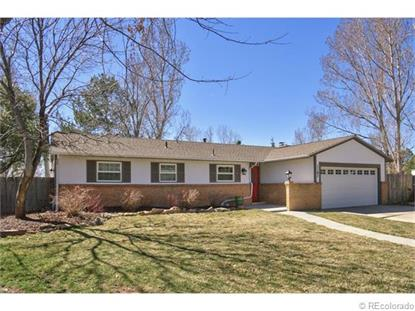 1102 Hera Court Lafayette, CO MLS# 4978549