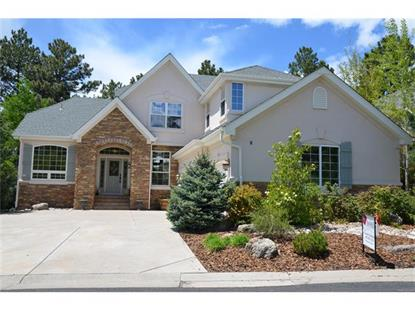 6765 Castlepoint Lane Castle Rock, CO MLS# 5109804