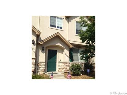 12773 Ivy Street Thornton, CO MLS# 5329387