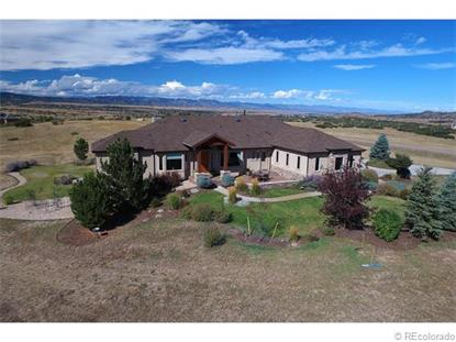 3029 Elk Canyon Circle Sedalia, CO MLS# 5497019