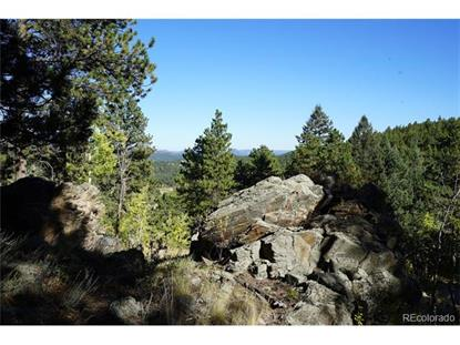 0 Delwood Drive Bailey, CO MLS# 5738543