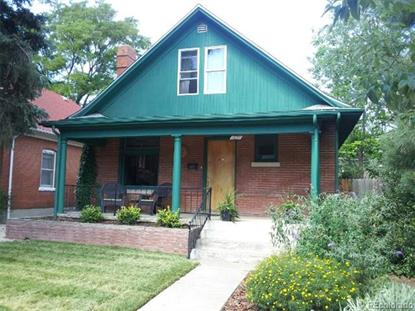 1071 South Emerson Street Denver, CO MLS# 5739844