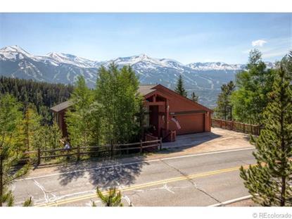 2542 Boreas Pass Road Breckenridge, CO MLS# 5784563