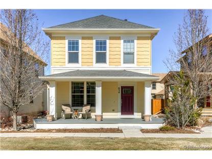654 Homestead Street Lafayette, CO MLS# 5867754