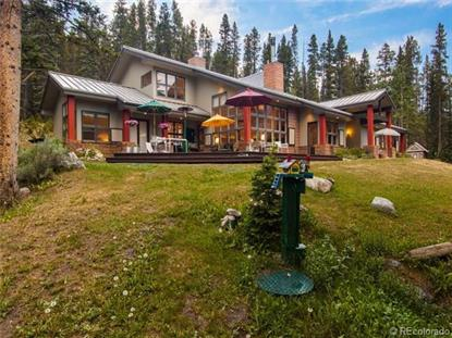 563 County Road 801  Breckenridge, CO MLS# 5938293