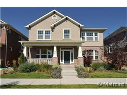 876 Ulster Way Denver, CO MLS# 6119295