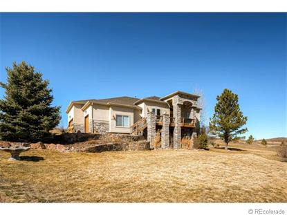 4581 High Spring Road Castle Rock, CO MLS# 6133506