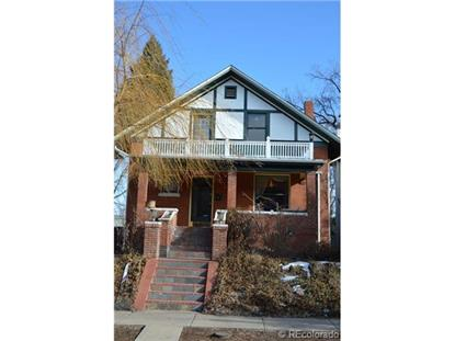 566 Downing Street Denver, CO MLS# 6218690