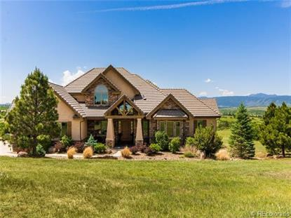 3225 Elk Canyon Circle Sedalia, CO MLS# 6250774