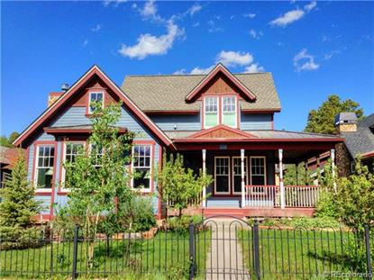 102 South Harris Street Breckenridge, CO MLS# 6264634