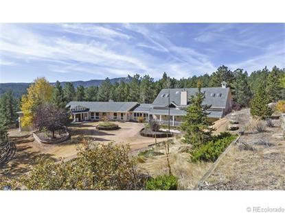 13235 Pine Creek Road Sedalia, CO MLS# 6268167