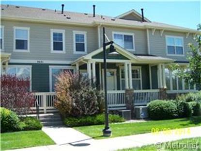 9431 Ashbury Circle Parker, CO MLS# 6597088