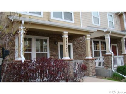22801 East Briarwood Place Aurora, CO MLS# 6732841