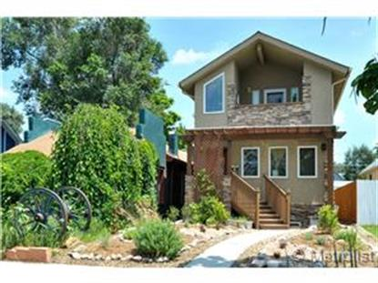 1264 South Logan Street Denver, CO MLS# 6838177