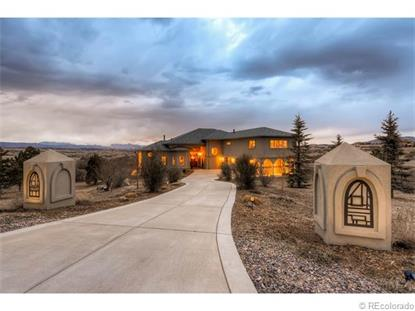 2763 Elk Canyon Circle Sedalia, CO MLS# 6861407
