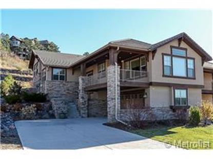 4370 Chateau Ridge Lane Castle Rock, CO MLS# 6925876