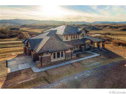 4850 Lambert Ranch Trail Sedalia, CO MLS# 6983269