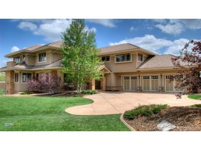 1293 Lost Creek Lane Lafayette, CO MLS# 7354937