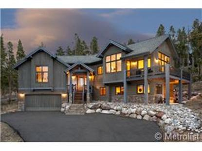 539 Highfield Trail Breckenridge, CO MLS# 7498770