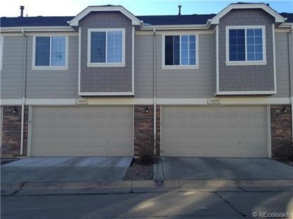 16026 East Geddes Lane Aurora, CO MLS# 7525897