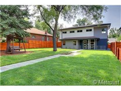 1441 Forest Street Denver, CO MLS# 7625112