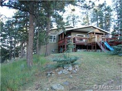 732 Sleepy Hollow Drive Bailey, CO MLS# 7730055