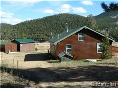 5571 County Road 43  Bailey, CO MLS# 7871191