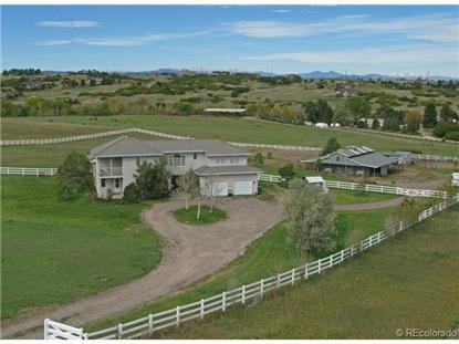 595 West Oak Hill Lane Castle Rock, CO MLS# 8065440