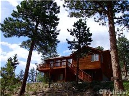 45 Catamount Ridge Road Bailey, CO MLS# 8068602