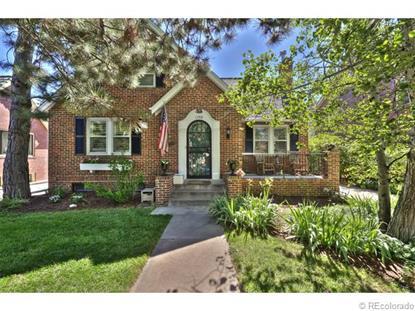 1758 Ivy Street Denver, CO MLS# 8248021