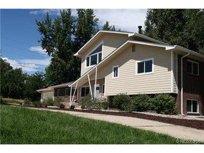 295 South Jasmine Street Denver, CO MLS# 8615909