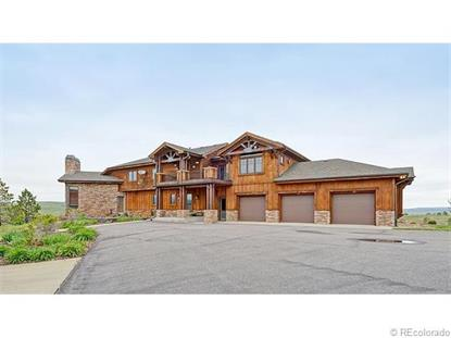6670 Lambert Ranch Crossing Sedalia, CO MLS# 8691344